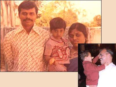 Dr. YSR and his Family [Source : Rediff.com]