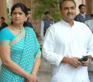 Civil aviation minister Praful Patel