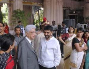 Wipro Chairman Azim Premji and other VVIPs